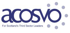 ACOSVO - Association of Chief Officers of Scottish Voluntary Organisations